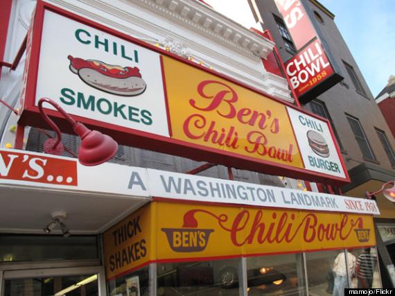 ben chili bowl