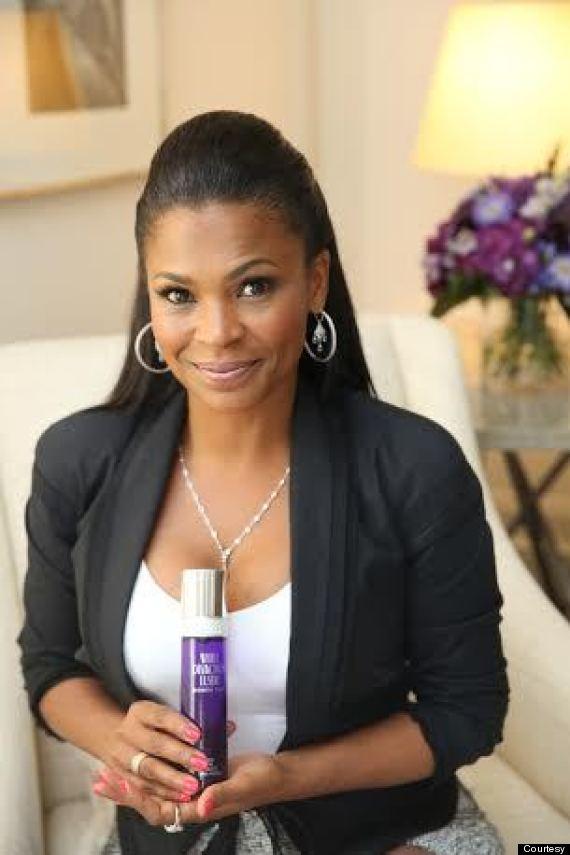 Nia Long Helps Launch New White Diamonds Perfume, Talks Going Natural ...