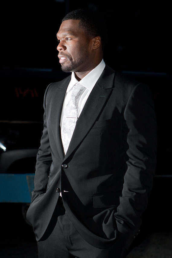 50 Cent Weight GAIN: Not So Skinny Anymore (PHOTOS) | HuffPost