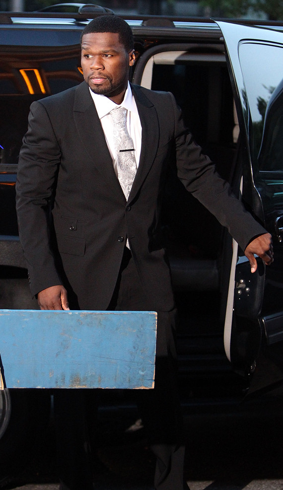 50 Cent Weight Gain Not So Skinny Anymore Photos Huffpost