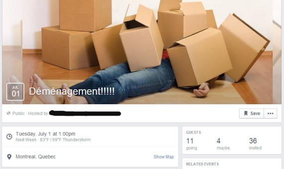 demenagement facebook