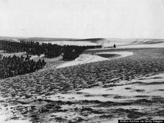 world war one cavalry