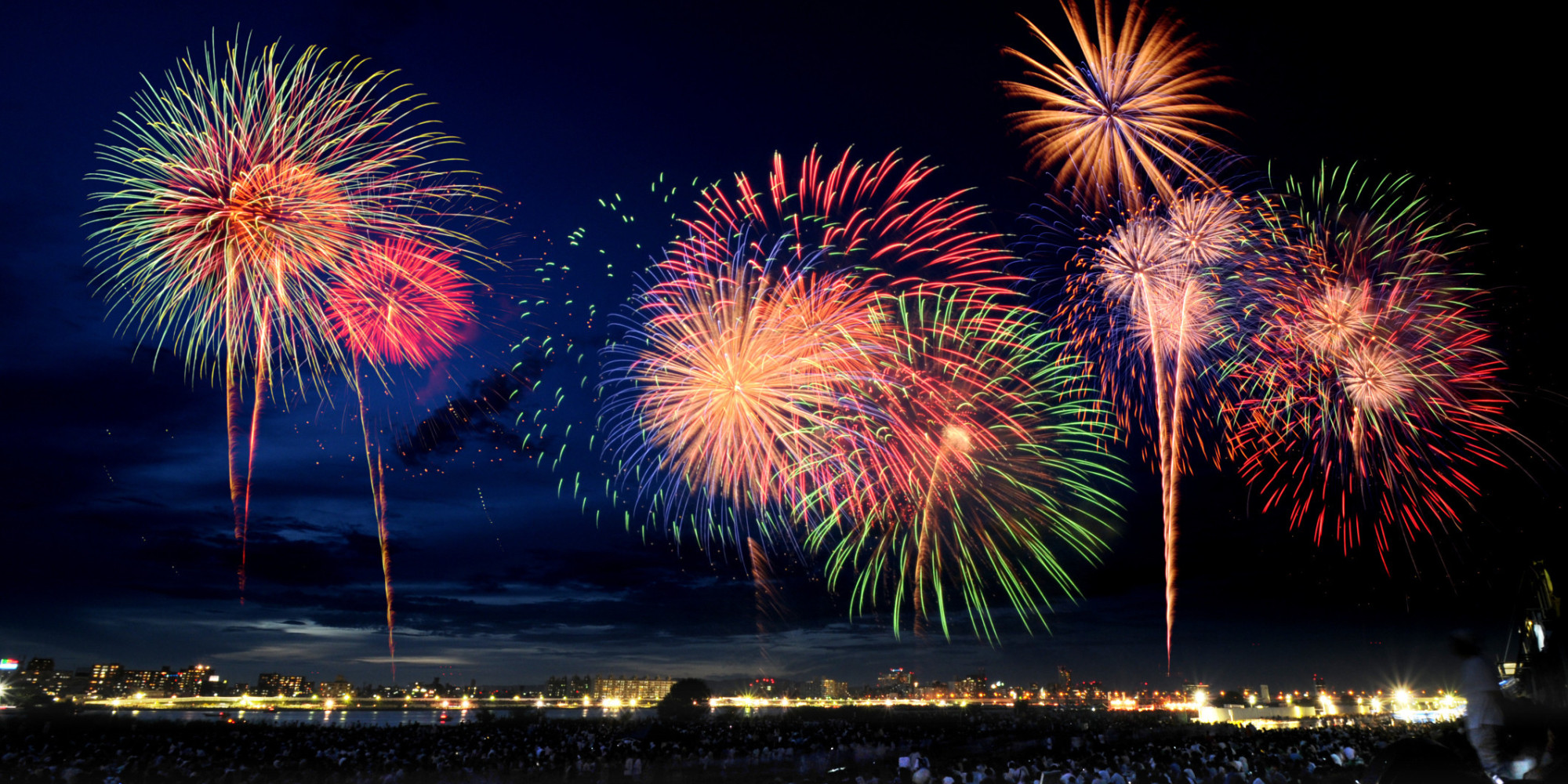 best hotels for watching fourth of july fireworks huffpost