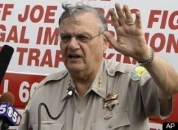 Joe Arpaio Arizona Immigration Patrol