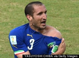 'It's Excessive' - Chiellini Has Sympathy For Suárez