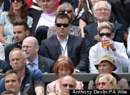 1D Cause A Stir At Wimbledon