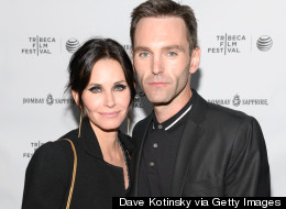 Courteney Cox Is Engaged!