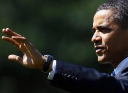Obama Waving Splash