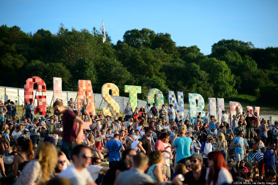 glastonbury festival of music and performing arts