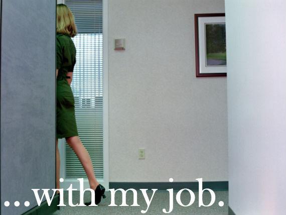 leave job