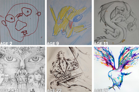 These Amazing Before-And-After Drawings Show The Real Value