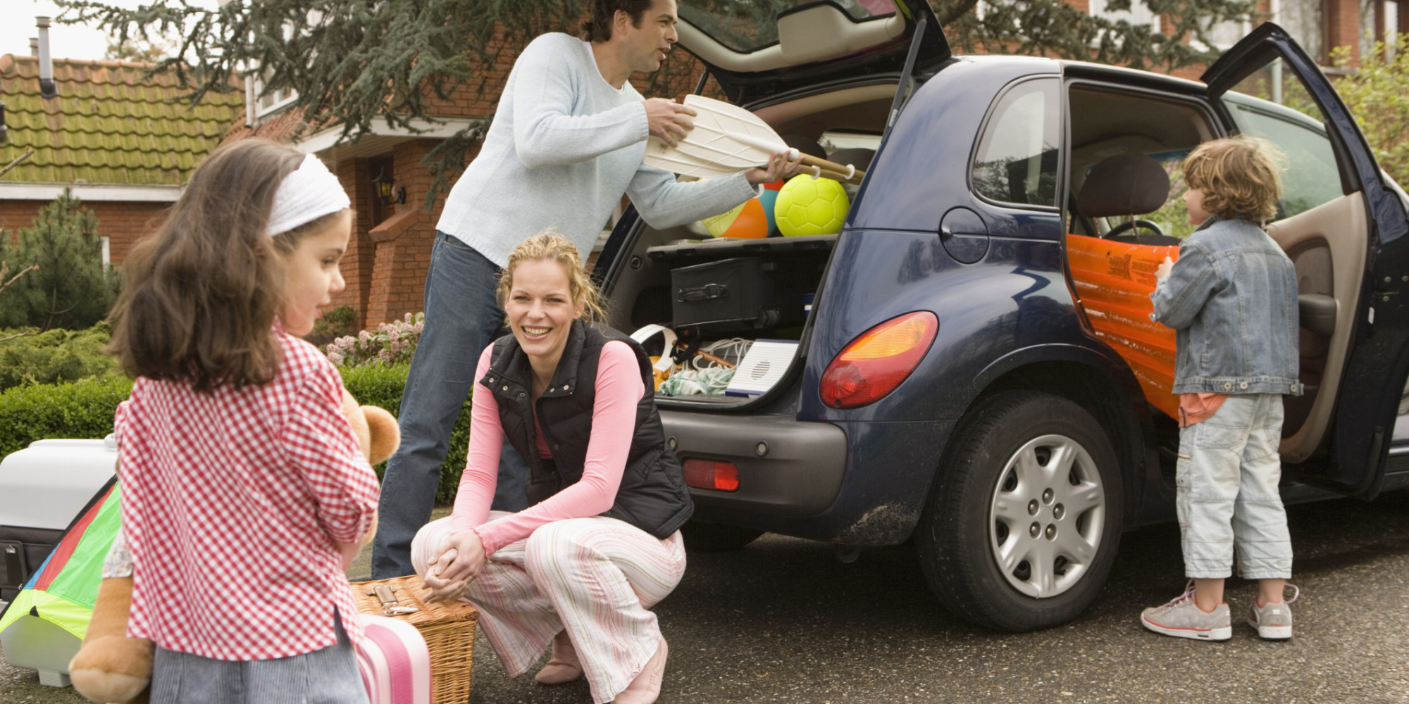 How A Road Trip Can Make Your Family Stronger  HuffPost