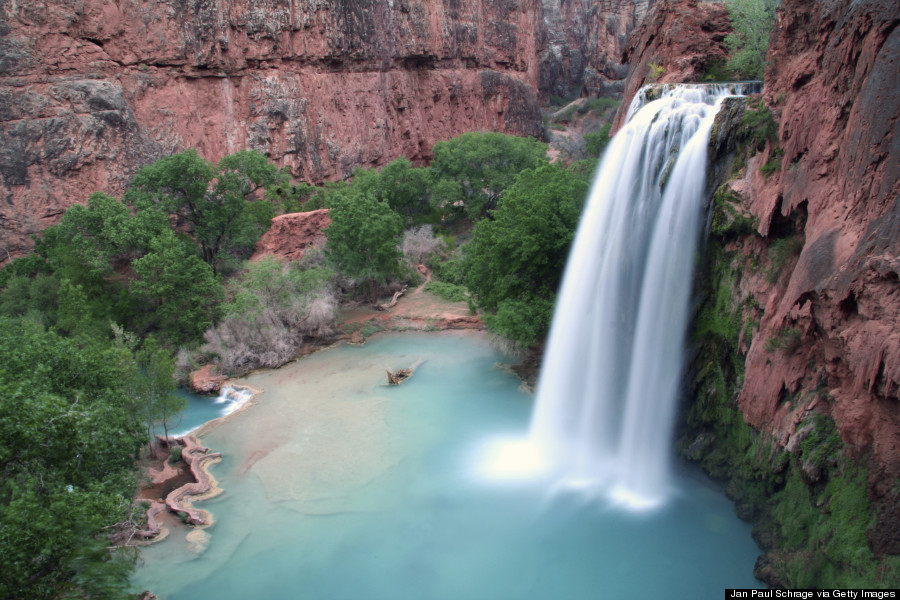 helicopter to havasu falls with Grand Canyon Waterfalls Falls N 5537451 on Grand Canyon Havasu Falls likewise Havasupai Reservation together with 4535401406 in addition Grand Canyon National Park Arizona likewise Hiking From Supai Village To Navajo Havasu And Mooney Falls.
