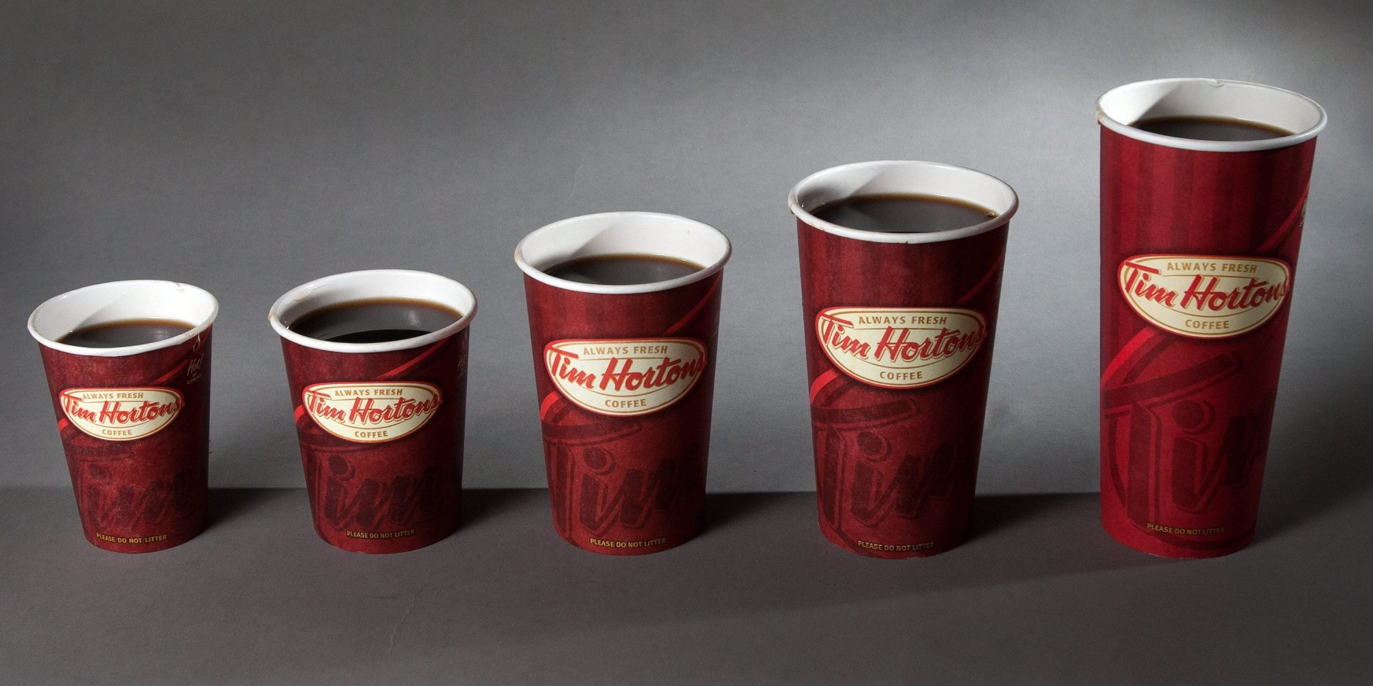 how to draw tim hortons