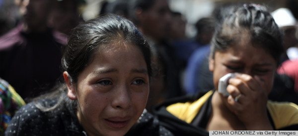A Dangerous Summer for Central American Kids