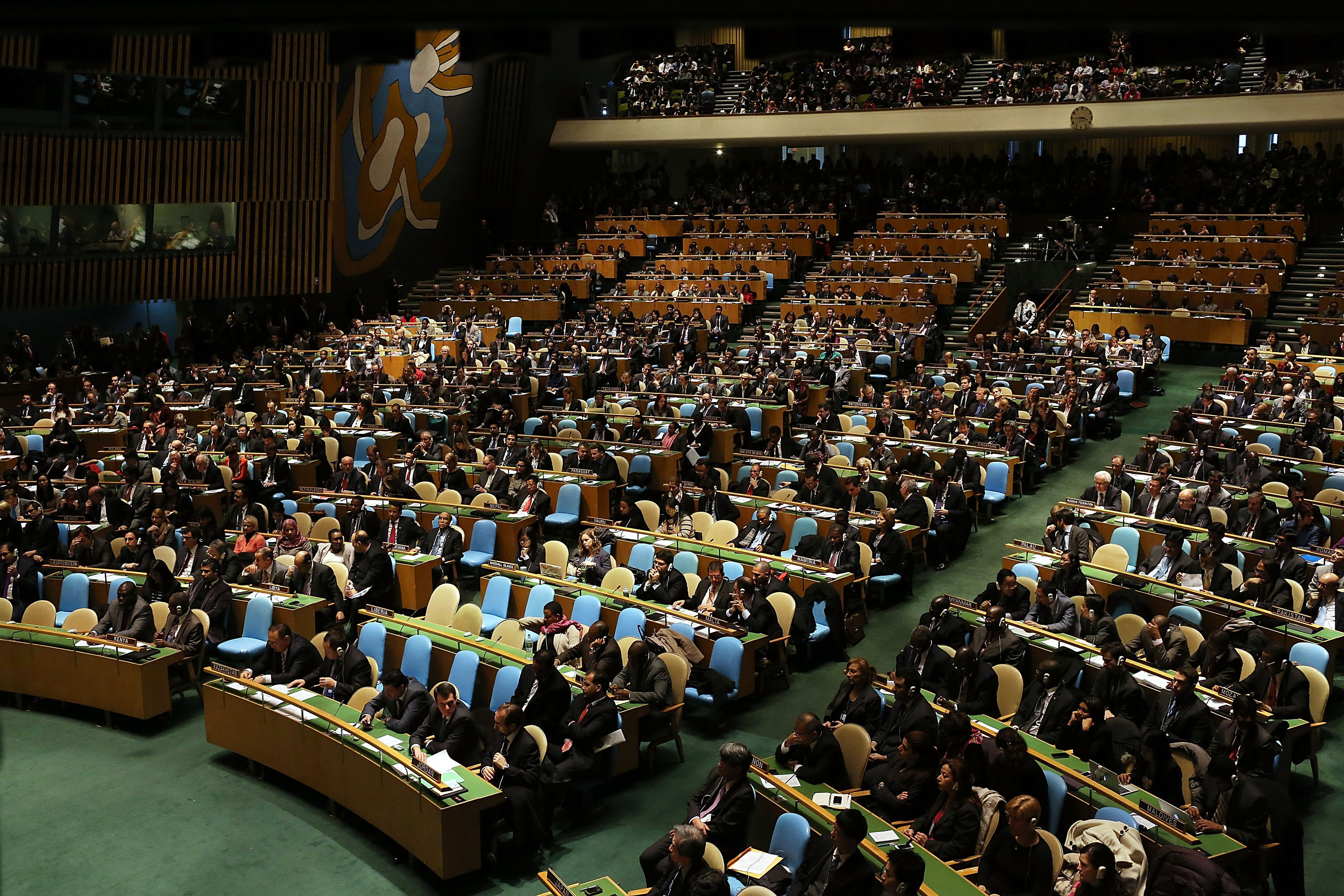 un general assembly new york delegates