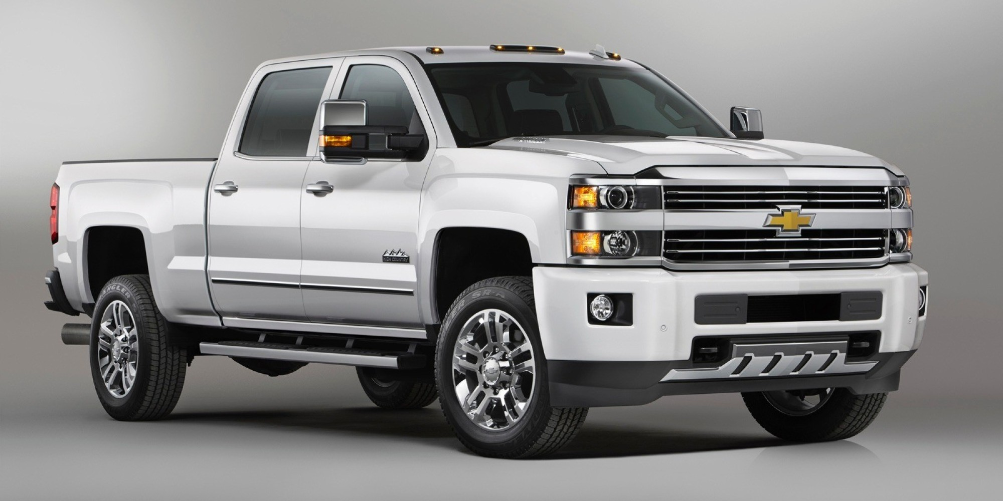 2015 Chevrolet Silverado 1500 Double Cab >> Chevrolet Silverado High Country 2015: Prueba de manejo | HuffPost