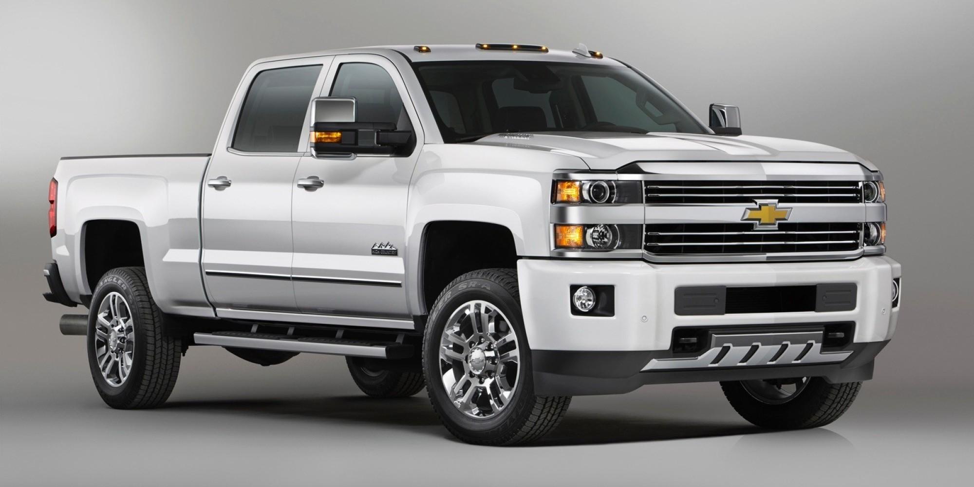 Chevrolet Silverado High Country 2015: Prueba de manejo | HuffPost