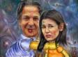 Nigella 'Throttle' Art For Sale On Saatchi's Website