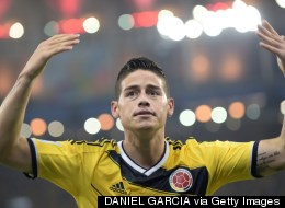 James Rodríguez Goal V Uruguay: Colombian Commentary (Video)