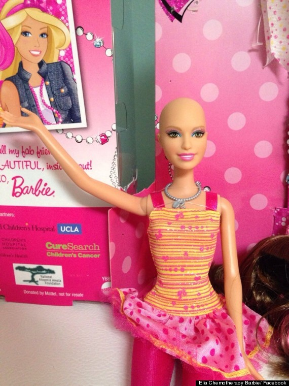 chemotherapy barbie 2