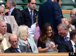 Managing From The Royal Box: Fergie Returns To Wimbledon For Murray Match
