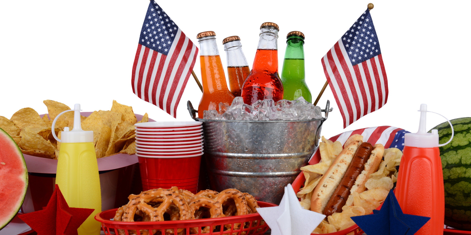 10 Best All-American Dishes for Your July 4th Cookout ...