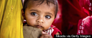 BABY MOTHER INDIA
