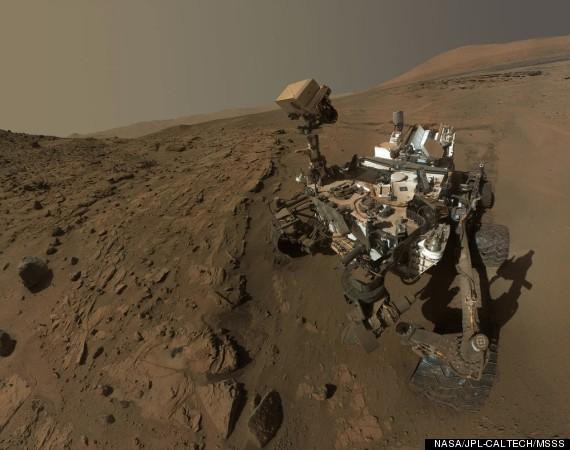 rover selfie