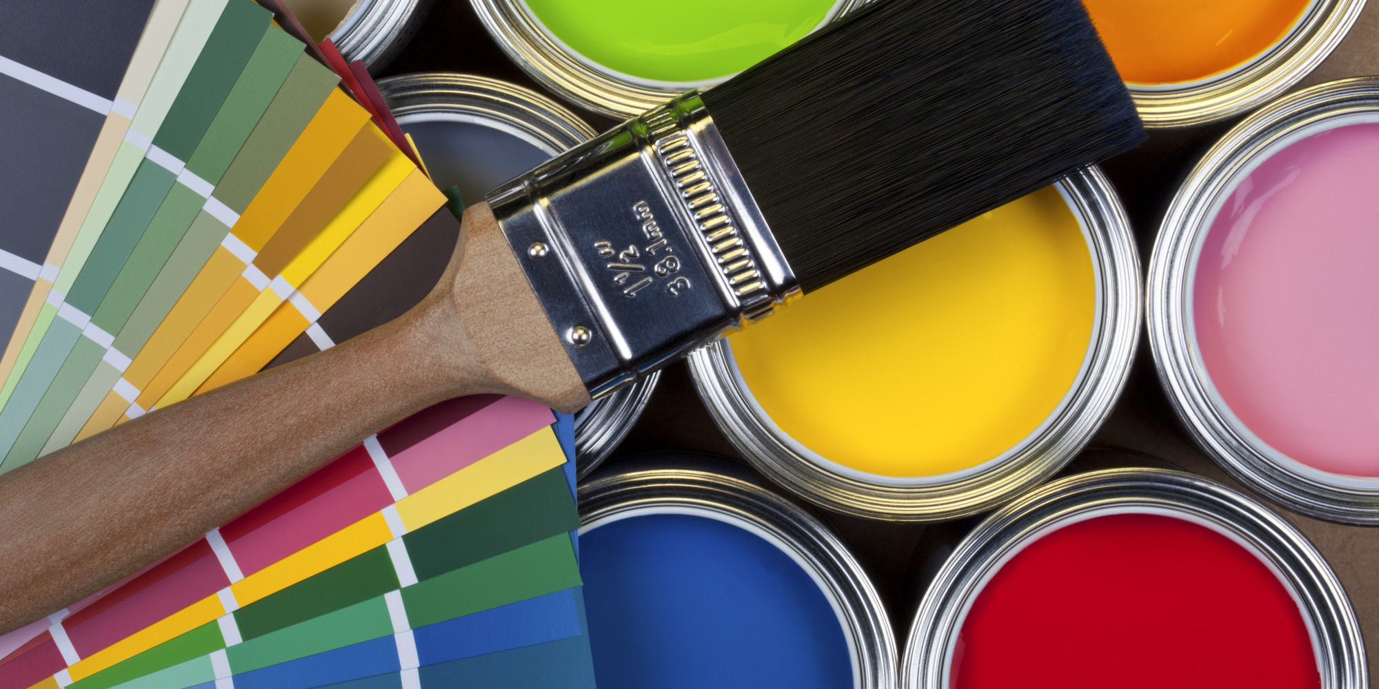 the most popular paint colors in your state might surprise