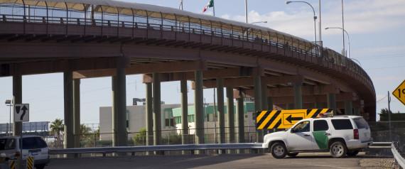 BORDER MEXICO TEXAS