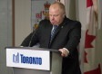 All The Key Highlights From Rob Ford's First Speech Out Of Rehab
