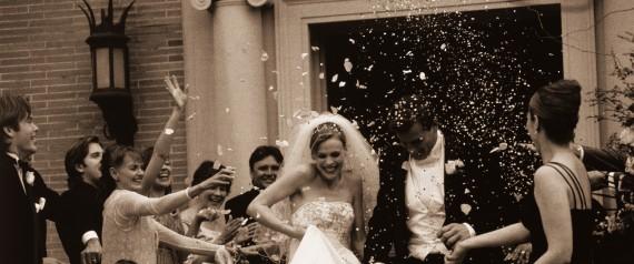 RICE WEDDING