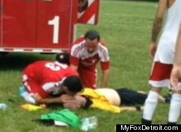 Soccer Player Punches Ref Out Cold: Police