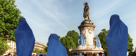 France l 39 interdiction du port du voile int gral valid e - Interdiction du port du voile en france ...
