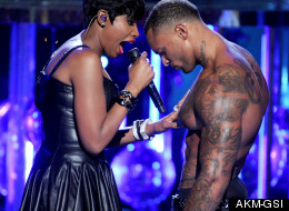 Jennifer Hudson Performs With... David McIntosh??