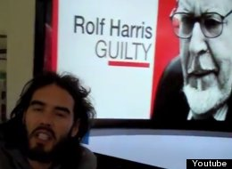 Russell Brand Has Just Reacted To The Rolf Harris Verdicts In A Bizarre Video