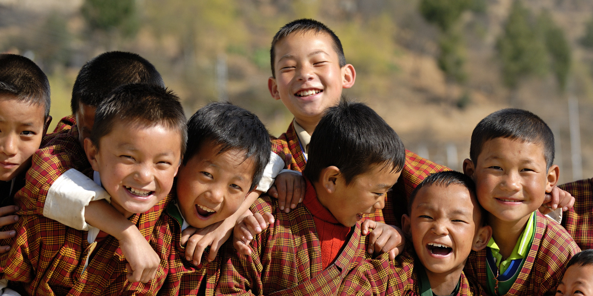 """bhutans concept of gross national happiness Gross national happiness (gnh) the fourth druk gyalpo, jigme sinye wangchuk at the age of 18, coined the term """"gross national happiness"""" (gnh) in 1972 he put through a proposition that gross national product (gnp) was an insufficient measurement of the success of a country."""