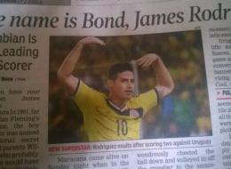 The Worst World Cup Headline Ever?