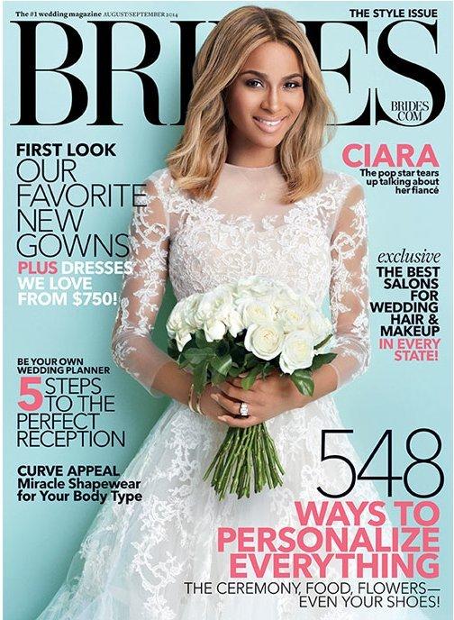 ciara brides magazine