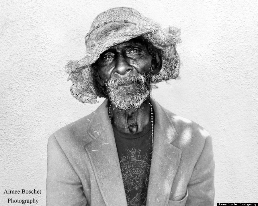 homeless portraits ten