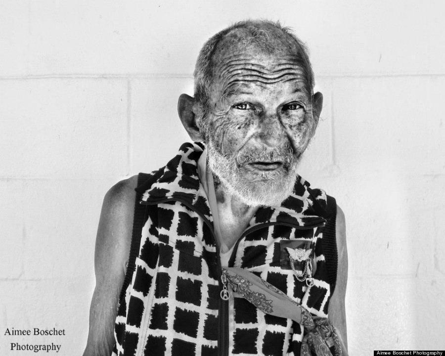 homeless portraits eleven