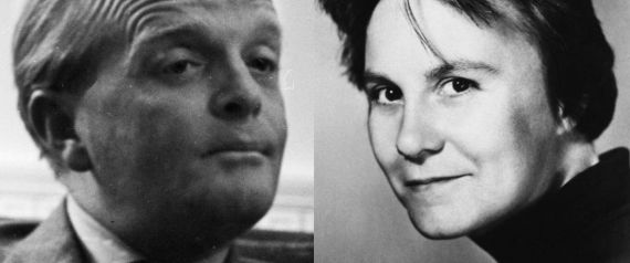 relationship of truman capote and harper lee
