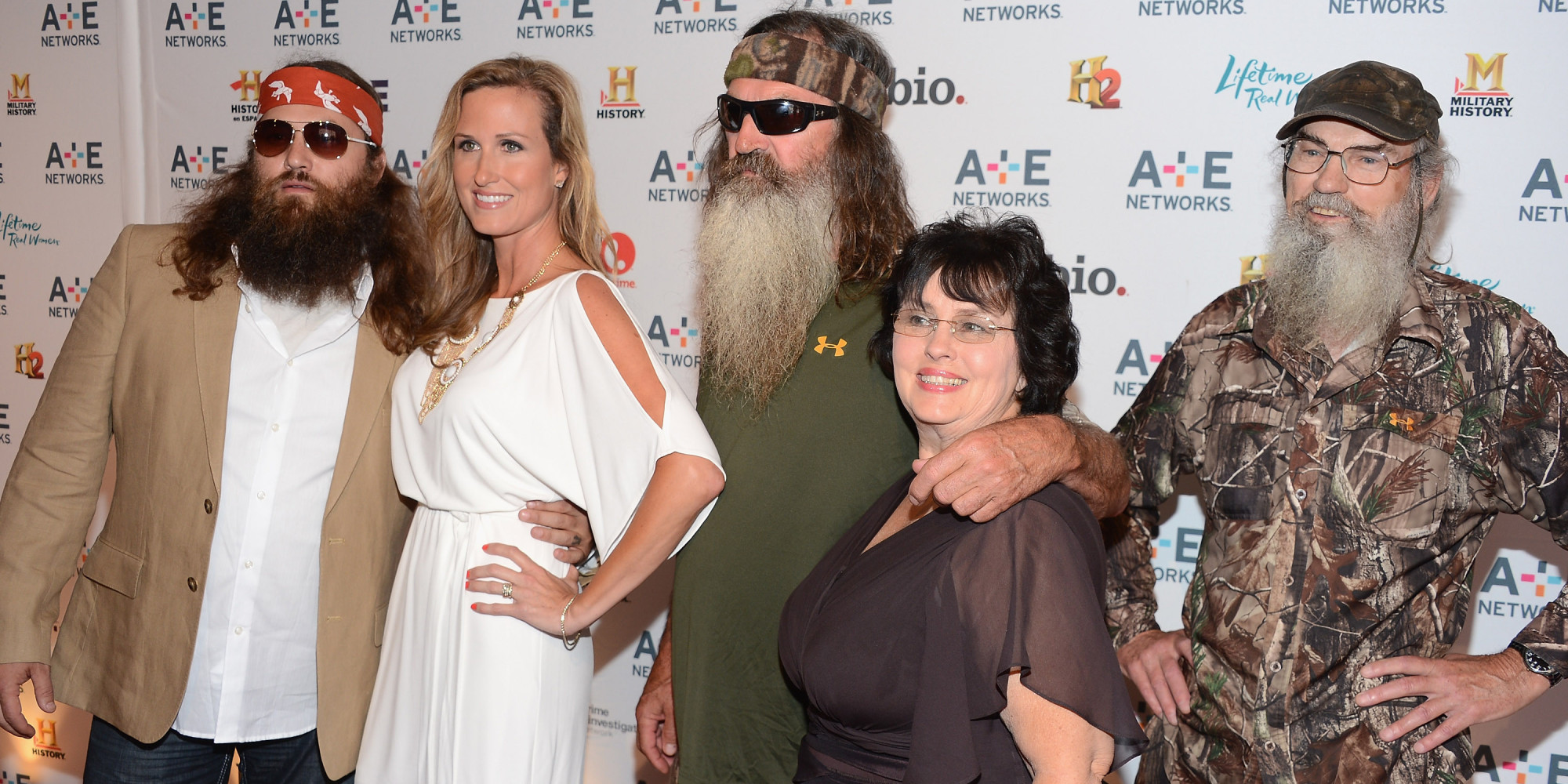 Duck Dynasty' Matriarch Kay Robertson Says First Son Was Born Out Of ...