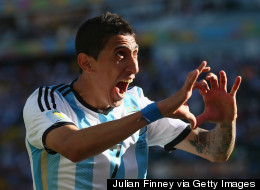 Angel Heart: Di María Sends Argentina Through