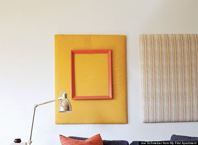 padded wall art