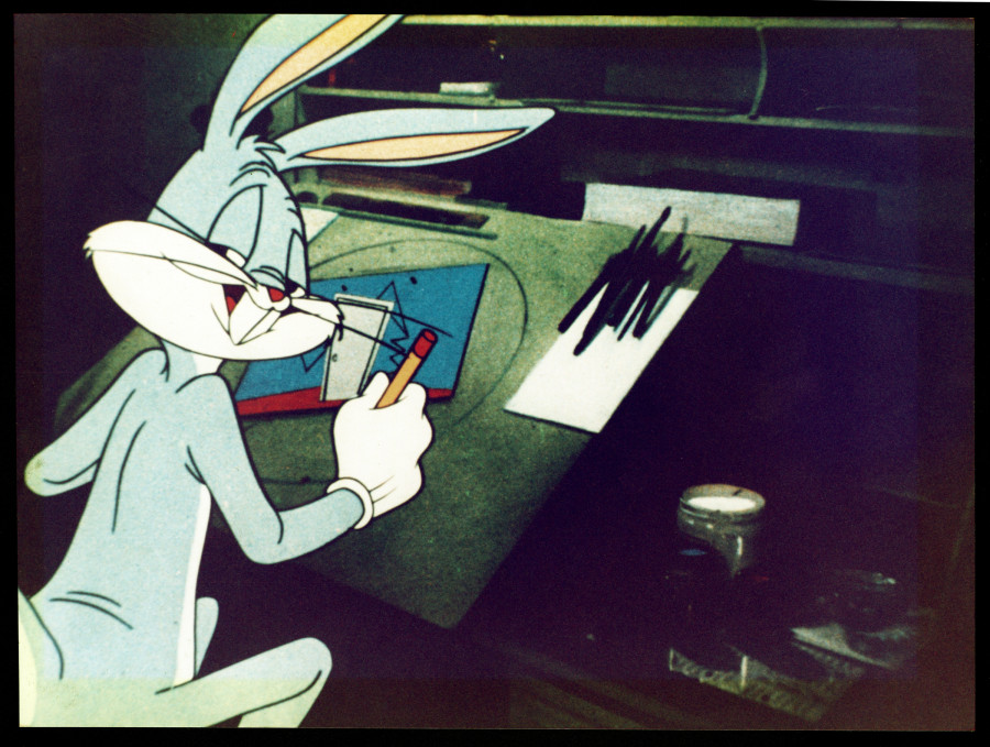 meet the creative genius behind bugs bunny  daffy duck and wile e  coyote