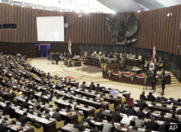 Indonesia Parliament