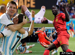 The Best World Cup Pictures Of The Day