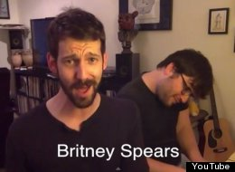 WATCH: Guy Sings Song In The Style Of 29 Celebrities